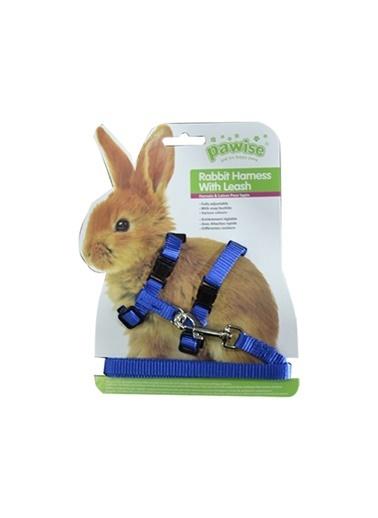 JBL Pawise Tavşan İçin Göğüs Tasması Mavi Renkli